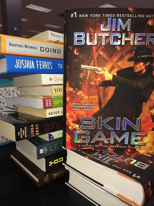 Pc game - #1 NEW YORK TIMES BESTSELLING AUT JIM BUTCHER Never GEOFFREY NUNBERGGOING JOSHUA FERRIS TO Give YOU UPY Betcher is the dean af cestemporary urban fantasyBeeklist NEVER L AME going TO A NOVEL OF THE ORESDN FILES LET LAE Fロコ DOWN STOZ