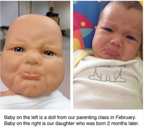 baby expression doll parenting totally looks like - 8273732608