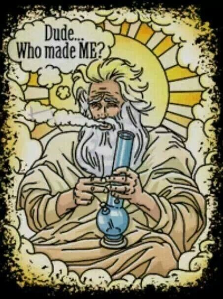 god questions weed funny - 8273811200