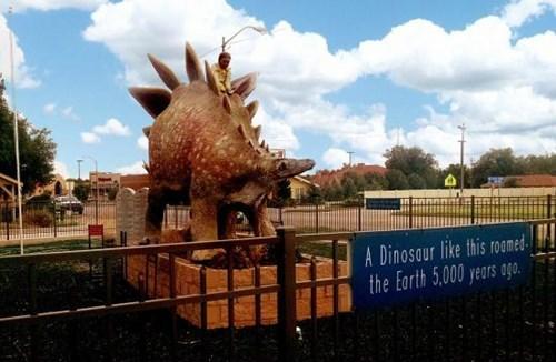 oklahoma creationism dinosaurs - 8273816832