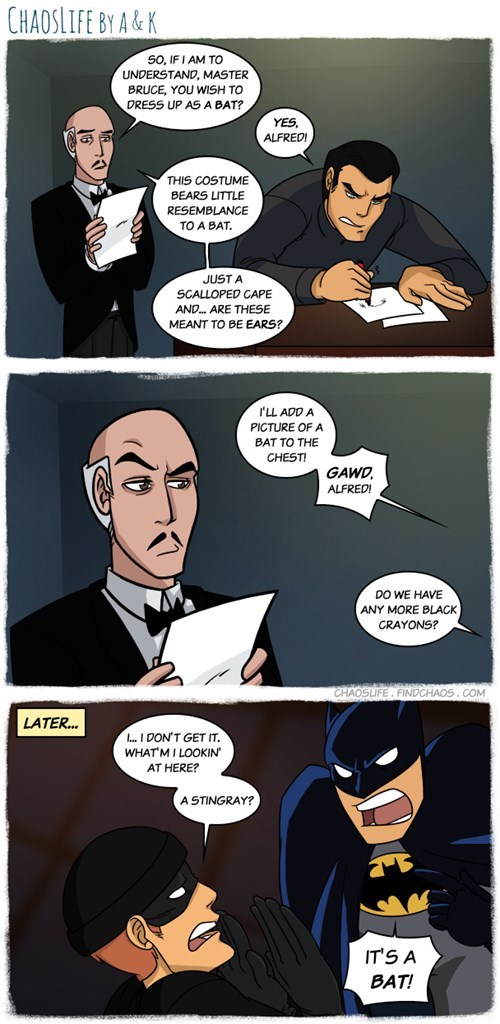 alfred pennyworth batman web comics - 8273843968