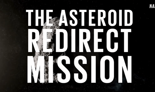 nasa asteroid moon science Video - 8273914368