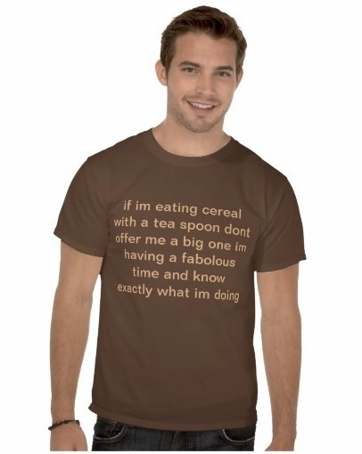 spoon poorly dressed t shirts cereal - 8273967360
