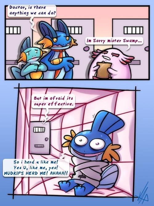 mudkip,Pokémon,web comics