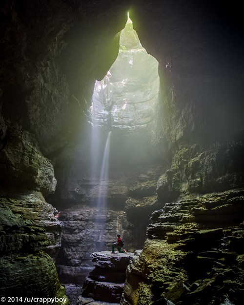 mother nature ftw photography cave - 8274046720