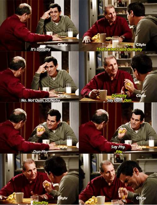 Modern Family,names,father in law,funny