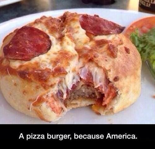 pizza pizza burgers - 8274781952