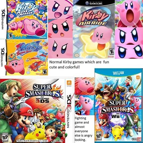 Get Kirby's Story Straight, Nintendo