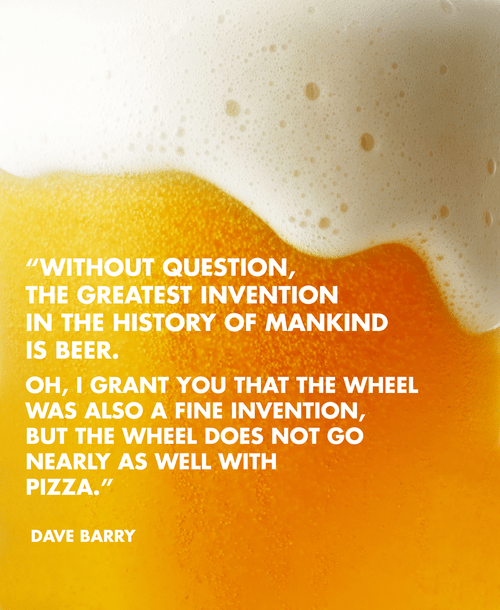 beer dave barry quote funny - 8274983424