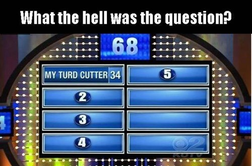 family fued,weird