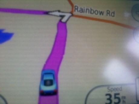 gps street name Mario Kart - 8275257344