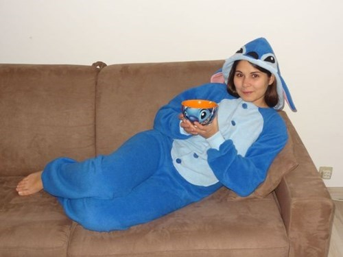 onesie,lilo and stitch