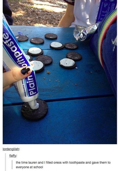 Oreos toothpaste - 8277091840