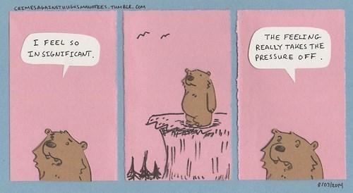 beavers pressure puns web comics - 8277710336