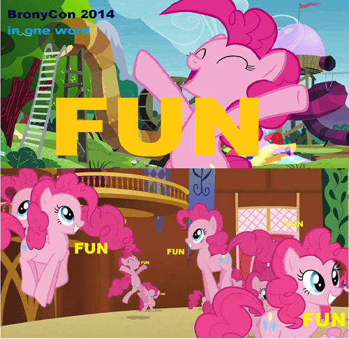 fun pinkie pie bronycon - 8278020608