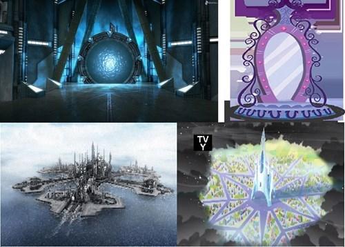Stargate equestria - 8278406912