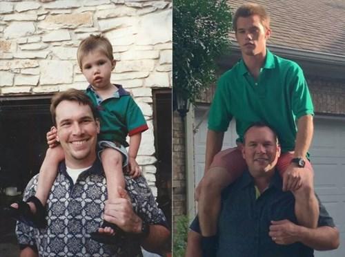 kids growing up parenting dad - 8278472960