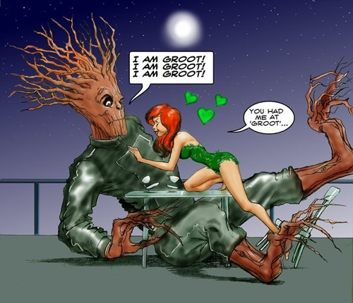 otp groot poison ivy - 8278508288
