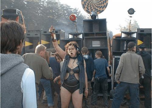 Music cringe party time festival - 8278552064