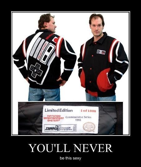 jacket idiots funny nintendo - 8278586624