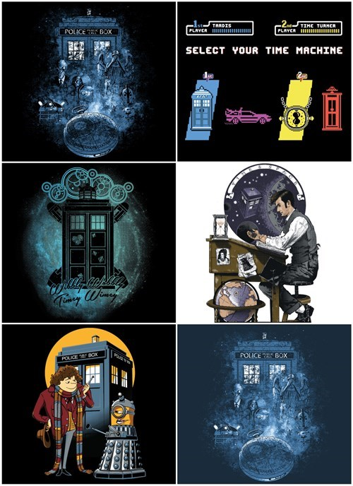 the doctor tshirts tardis for sale - 8278710784