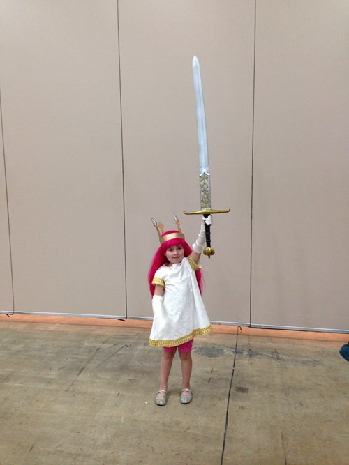 cosplay,kids,Child of Light