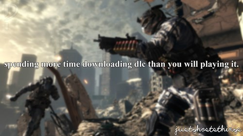 call of duty,call of duty ghosts,just ghost things