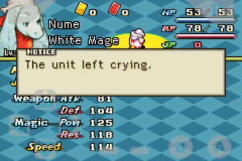 Sad feels final fantasy tactics advanced gaming video games - 8278775808