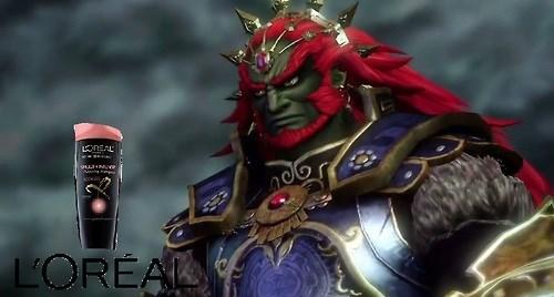 loreal,hyrule warriors,Ganondorf