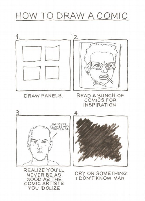 comics,How To,web comics