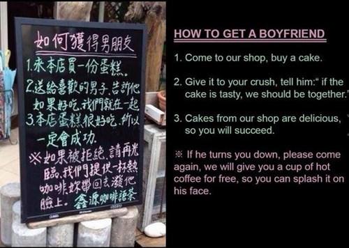 cake boyfriend wtf funny - 8279768576