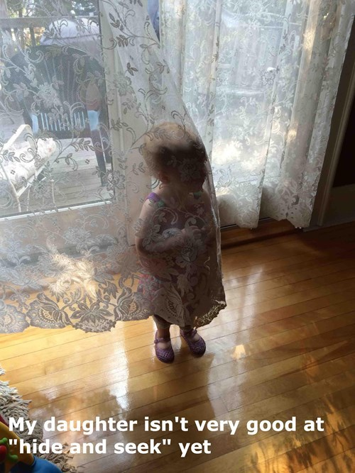 curtains,kids,hide and seek,parenting