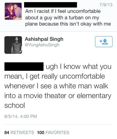 twitter thats-racist burn - 8279934720