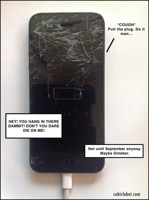 comics,phone,broken,iphone
