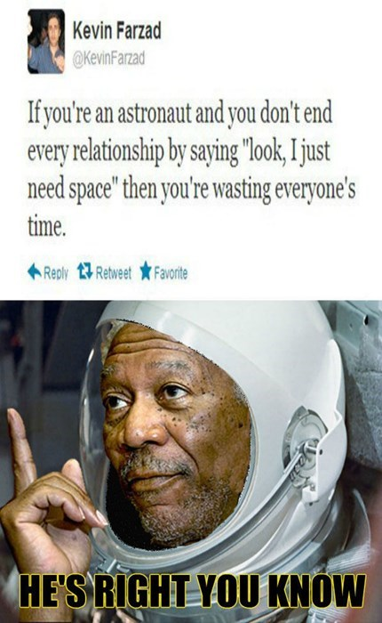 twitter puns astronaut space - 8279955200