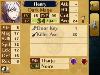 fire emblem uh oh door key - 8280312576
