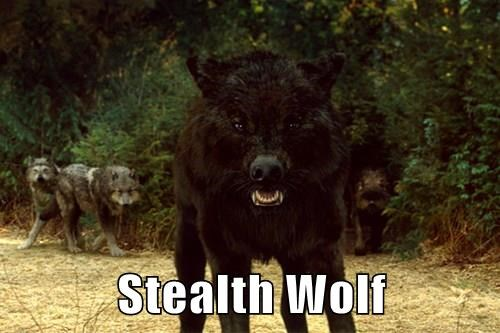 stealth dogs wolf - 8280358656