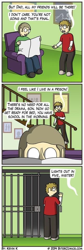 parents suck prison parents web comics - 8280473344