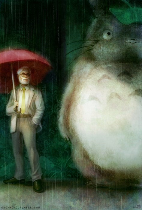 news anime Hayao Miyazaki studio ghibli - 8280799232