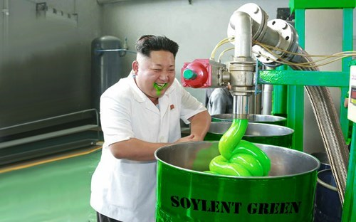 Water - SOYLENT GREEN