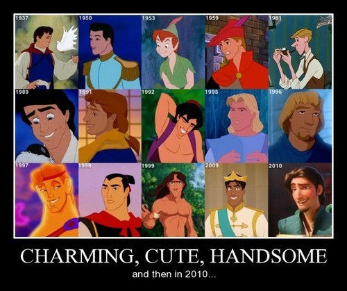 disney prince handsome funny - 8281107712