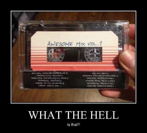 wtf old school cassette funny tape - 8281109504