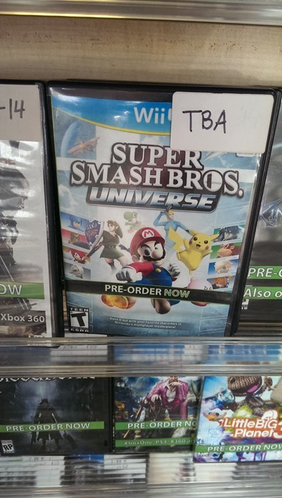 super smash bros,seems legit