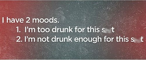 drunk mood funny - 8281182976
