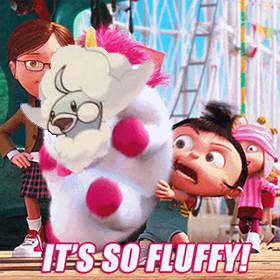 Fluffy mega altaria - 8281536256