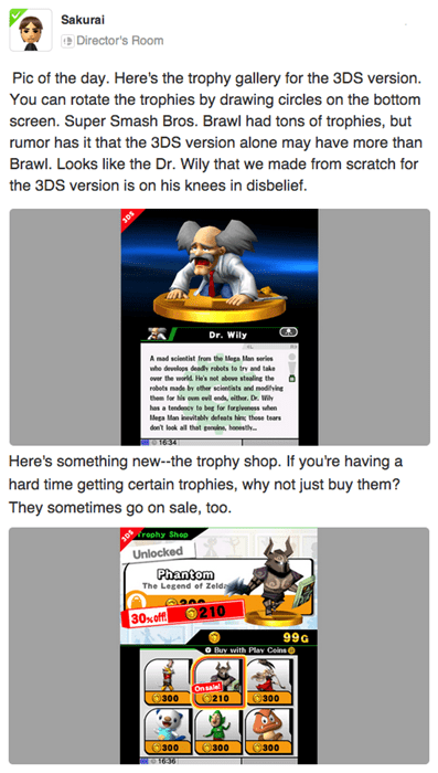 super smash bros,3DS,nintendo,Video Game Coverage
