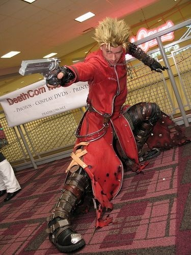 cosplay,trigun,awesome