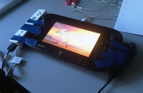 gamepad wii U nintendo - 8282152448