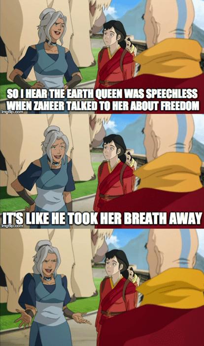 bad joke kya Avatar korra - 8282219520