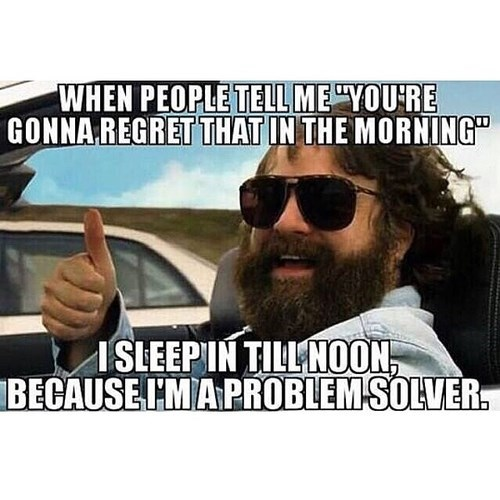 drunk First World Problems hangover funny - 8282270464